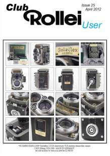 Club Rollei Issue 25 - Cover