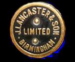 Lancaster Plate Clip