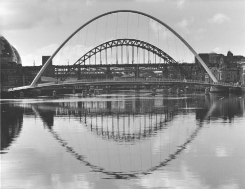 RUNNER UP - Newcastle upon Tyne Bridge - Phillip Warren
