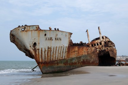 landscape ships karl marx 01 1502 xq1 30x20 colour