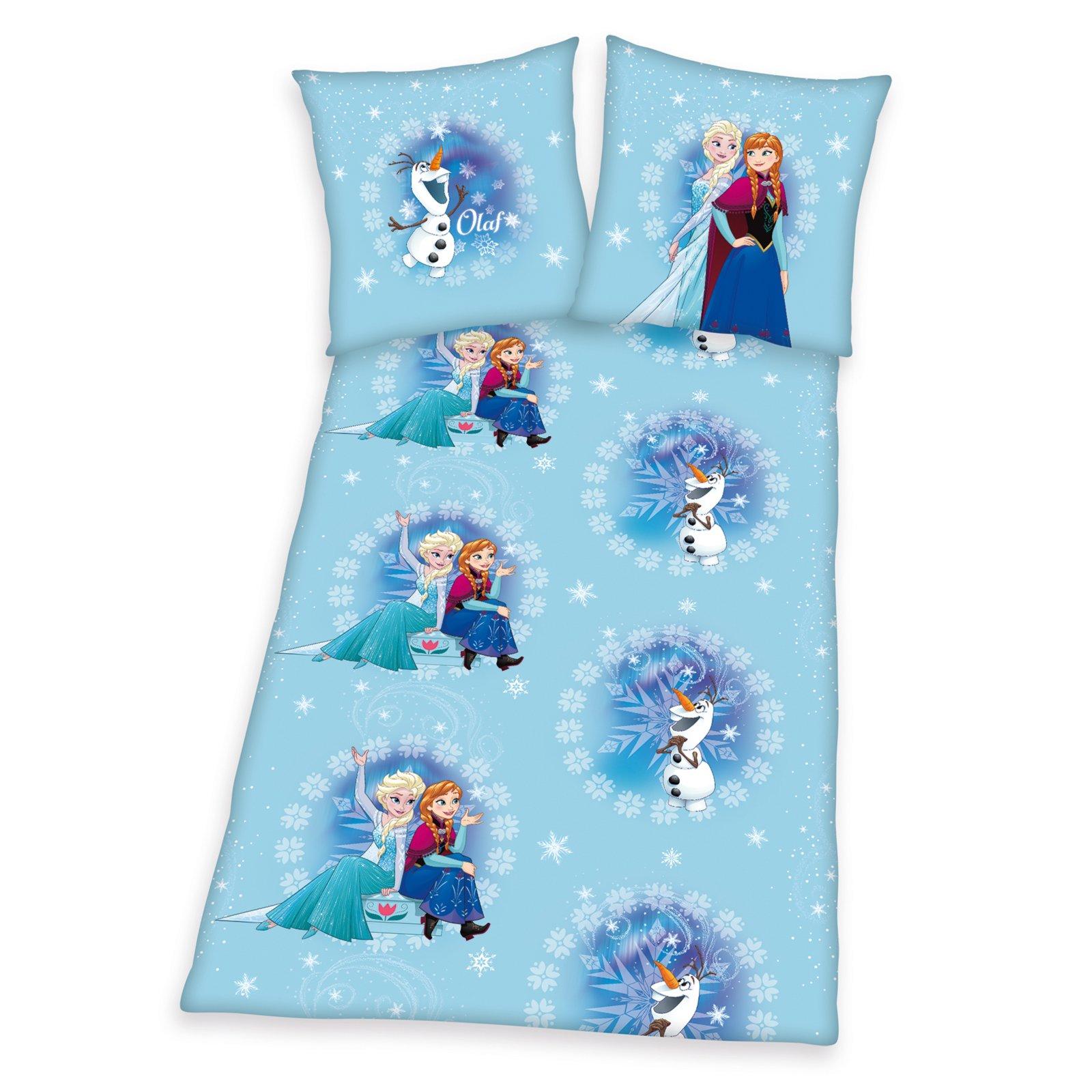 Bettwäsche Eiskönigin Eiskönigin Bettwäsche Baumwolle Schlafzimmer