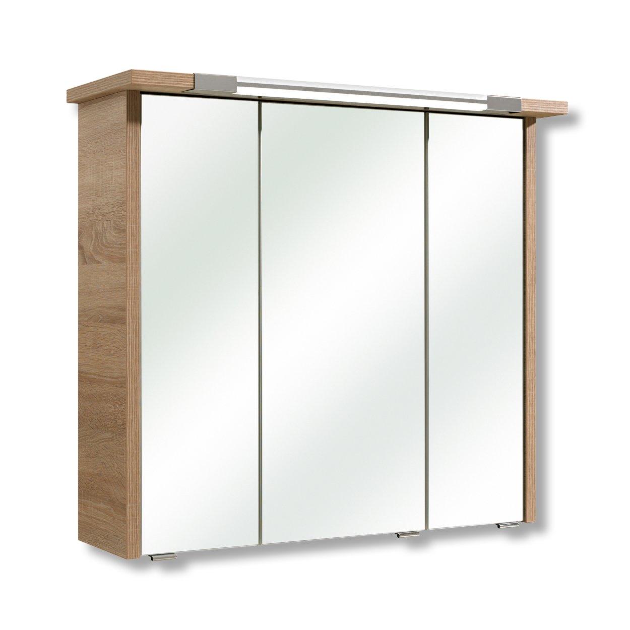 Badezimmer Spiegelschrank Teak In Badschrank Mit Spiegel Elegant