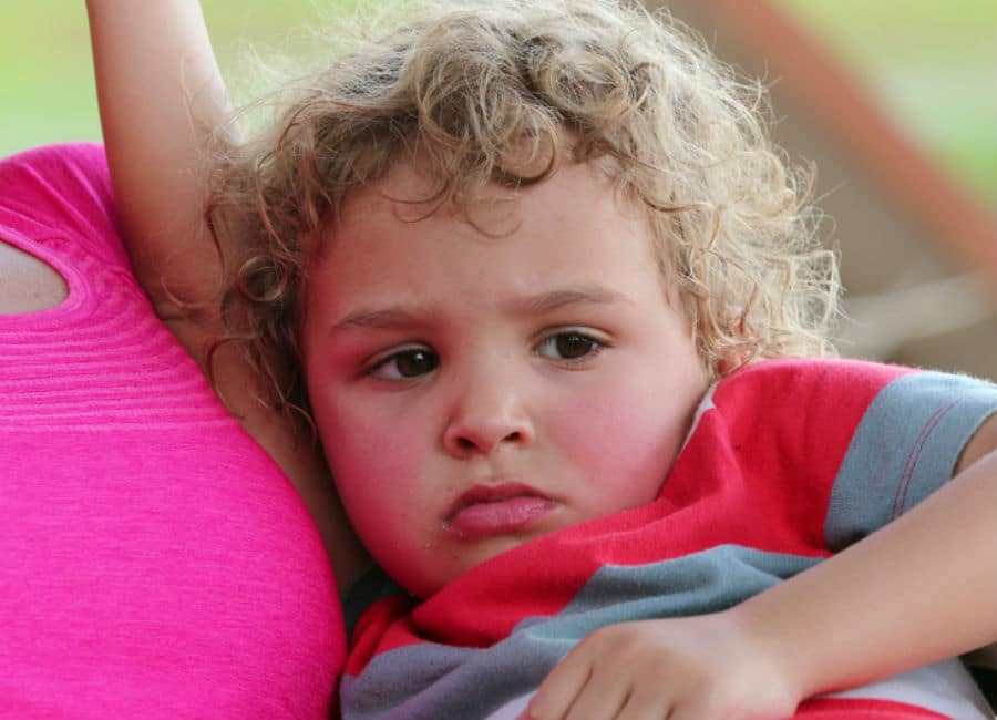 What to do if you think your child has heat stroke ...