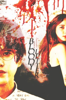 bloody letter poster-by noranitas(1)
