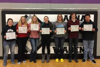 NLC Academic All Conference