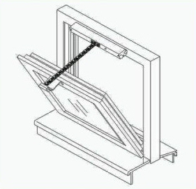 Motorized Openers for Windows, Skylights, Vents