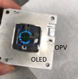 OLED-OPV Sensor