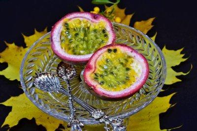 passion fruit rollicecream