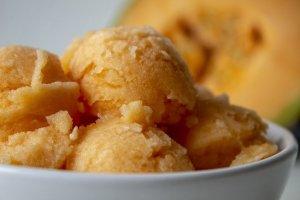 America's Favorite Treat Sorbet Roll Ice Cream