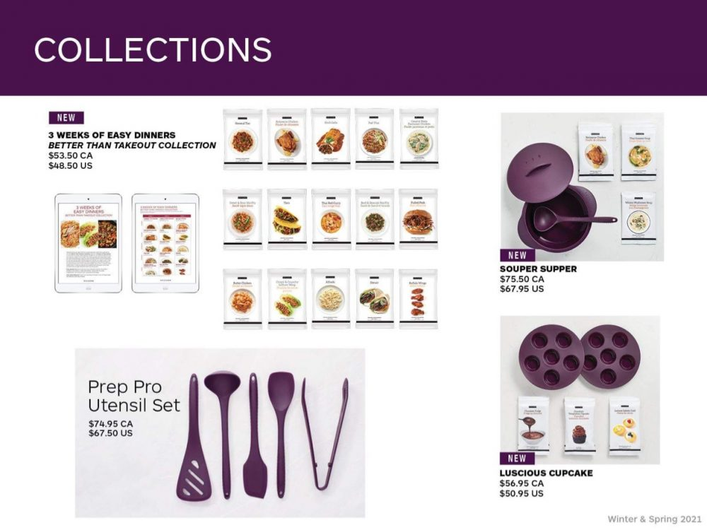 More epicure cookware silicone ustensiles and dessert collection