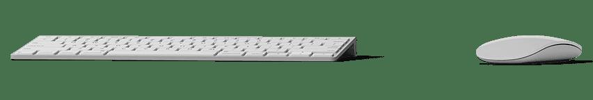 Webdesign Tastatur Maus