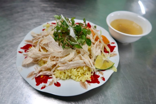 Plate-of-rice-with-chicken