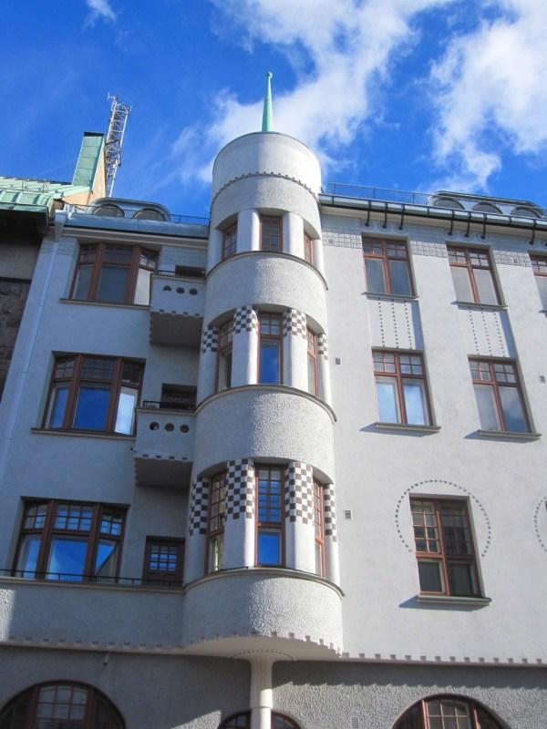 Art Deco Building Style