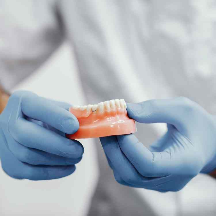 dentures by rolling hills dentistry