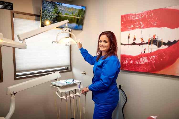 rolling hills dentist