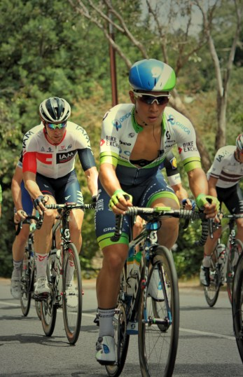 Caleb Ewan on stage 4