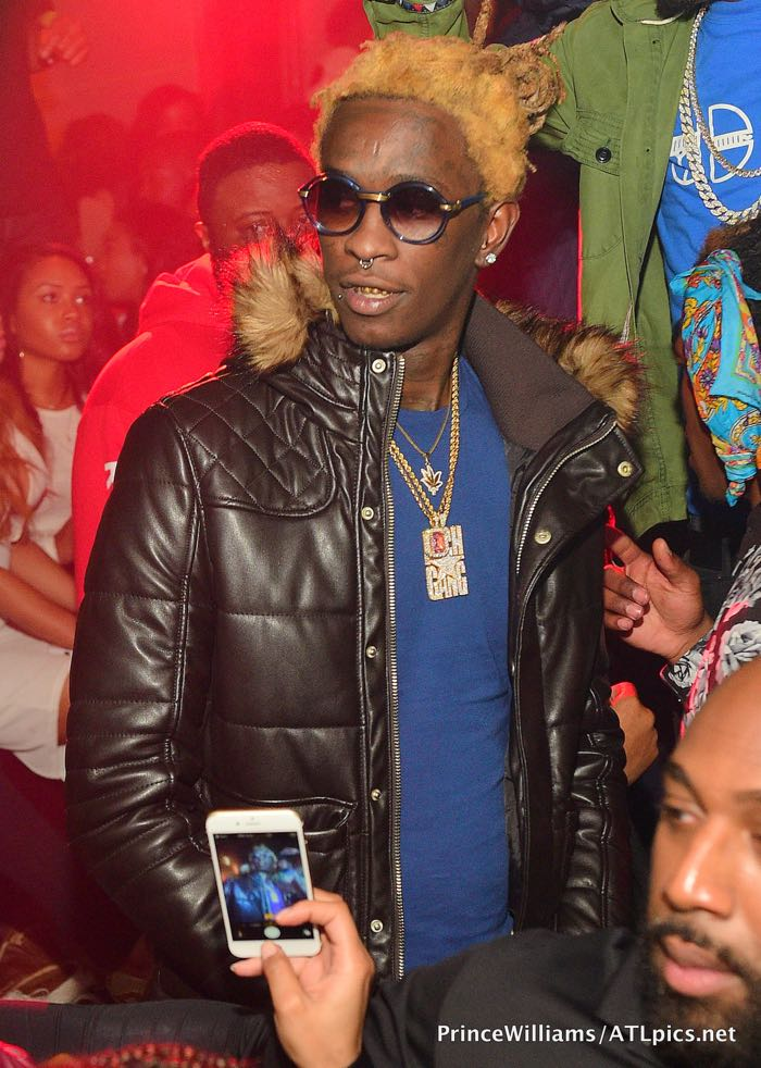 Young Thug Blonde Hair : young, blonde, Rappers, Blonde, Trend