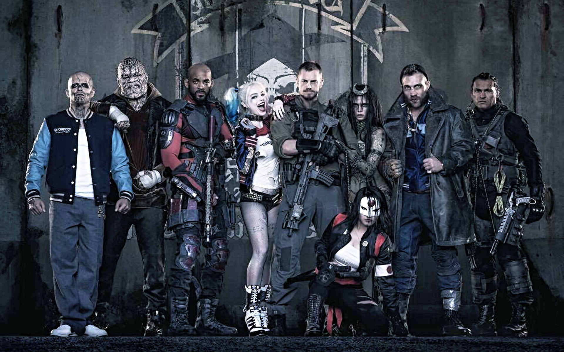 Will Smith On Suicide Squad Its A Movie About Bad Vs