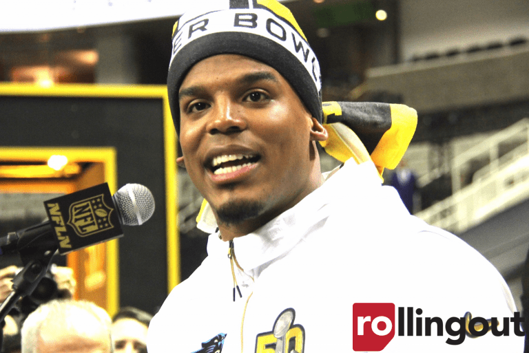 Cam Newton launches new talk show on BET (video) - Rolling Out