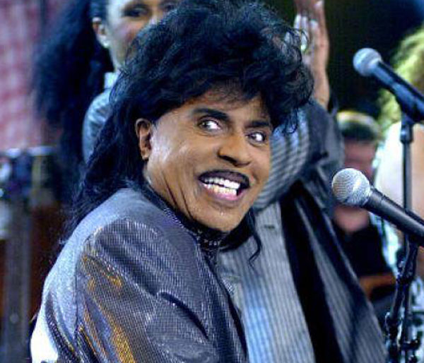 Little Richard Gravely Ill According To Bootsy Collins
