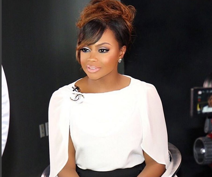 Phaedra Parks Officially Fired From 'Real Housewives Of
