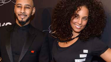 Image result for Alicia Keys' Keep a Child Alive Black Ball honors Clive Davis