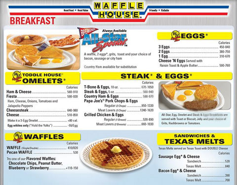 Tales Of Waffle House Craziness Weird Stories From