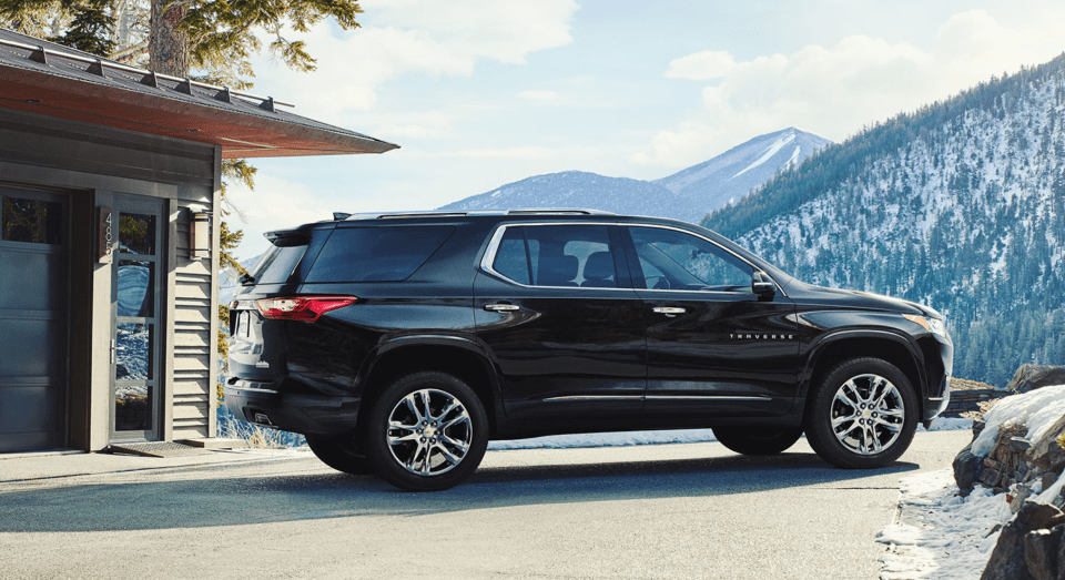 5 Reasons To Love The All New 2019 Chevy Traverse Premier