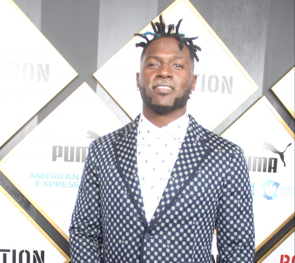 Antonio Brown Causes Stir After Saying He Will Not Date
