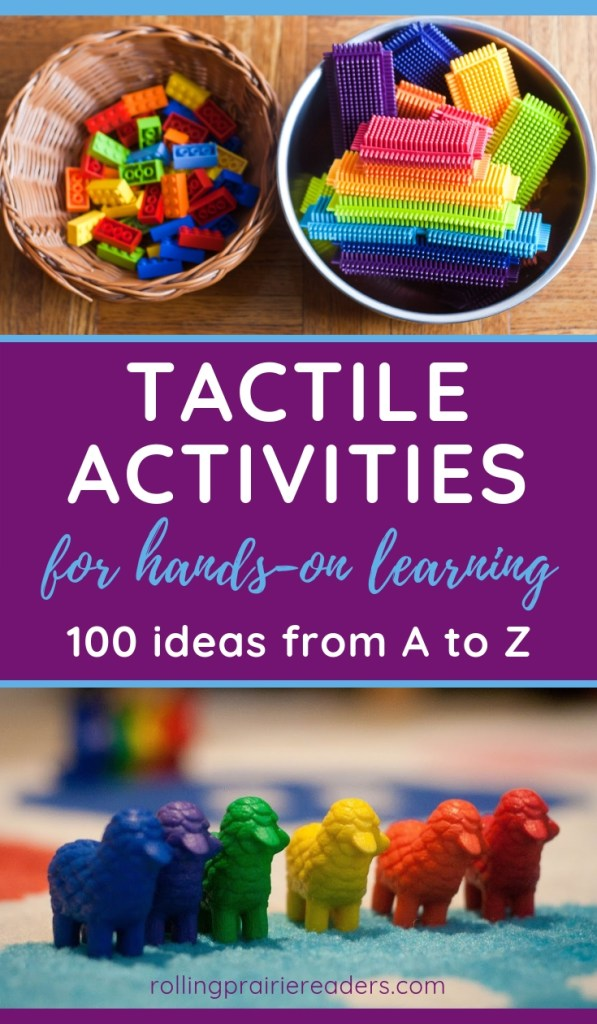 Tactile Activities for Hands-On Learning