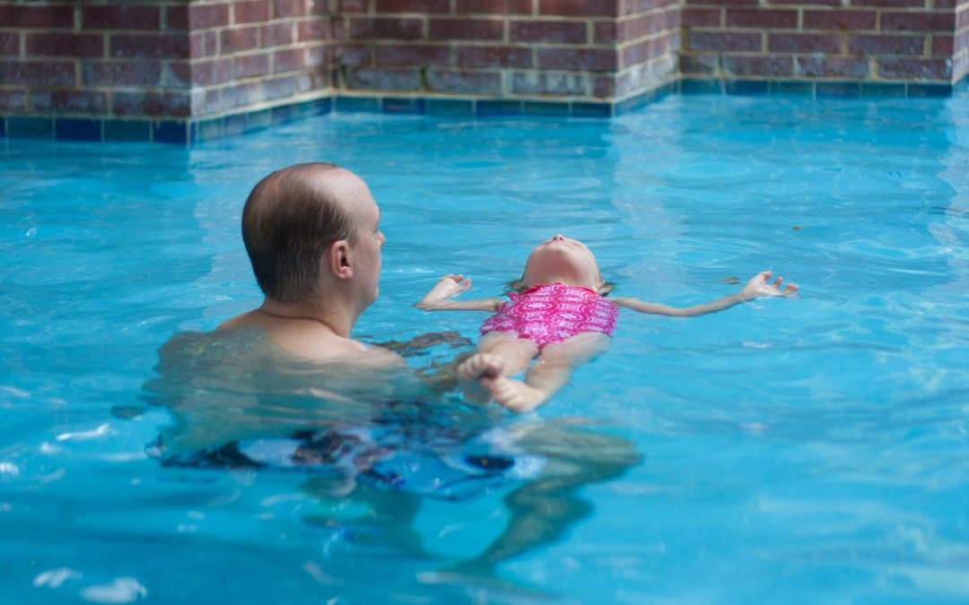Patience in Parenting: Lessons from the Pool and Potty-Training