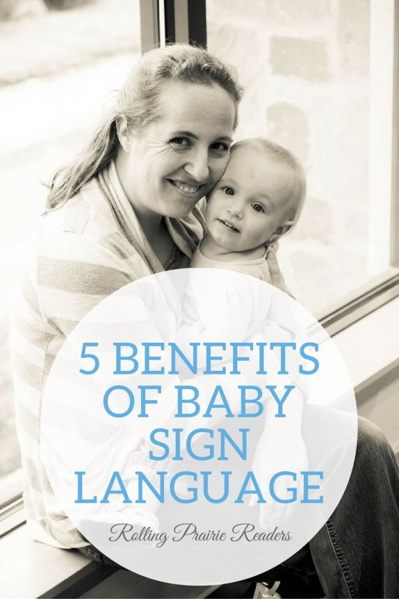 5 Benefits of Baby Sign Language