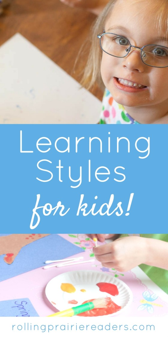 Learning Styles for Kids | training for parents, types of learning styles, strategies, personalized education, learning at home