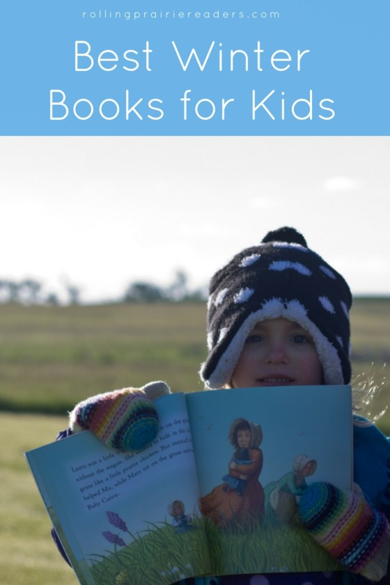 Best Winter Books for Kids | picture books, snow, read aloud, recommended books, stories for kids, books for a snowy day, winter activities for kids