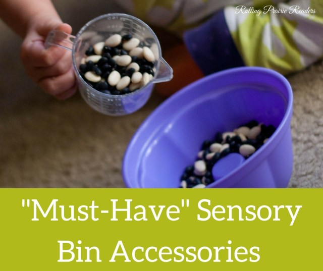 """Must-Have"" Sensory Bin Accessories"