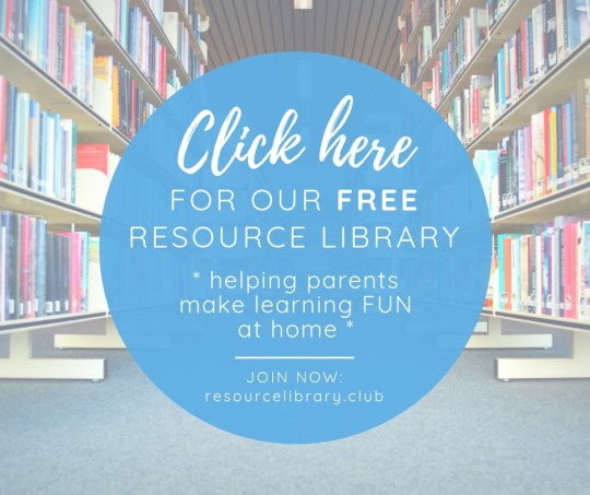 Join our FREE Resource Library! resourcelibrary.club