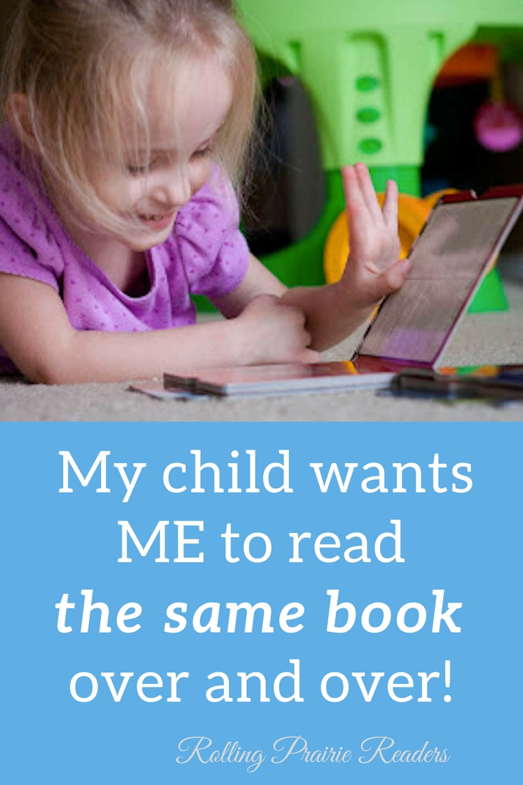 My child want to read the same book again and again. WHY Repetition is GOOD for Our Young Children   reading aloud, stories for kids, child development