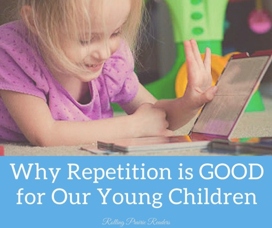 Why Does My Child Want to Read the Same Book Again and Again? | repetition, early literacy, child development, raising readers, read aloud