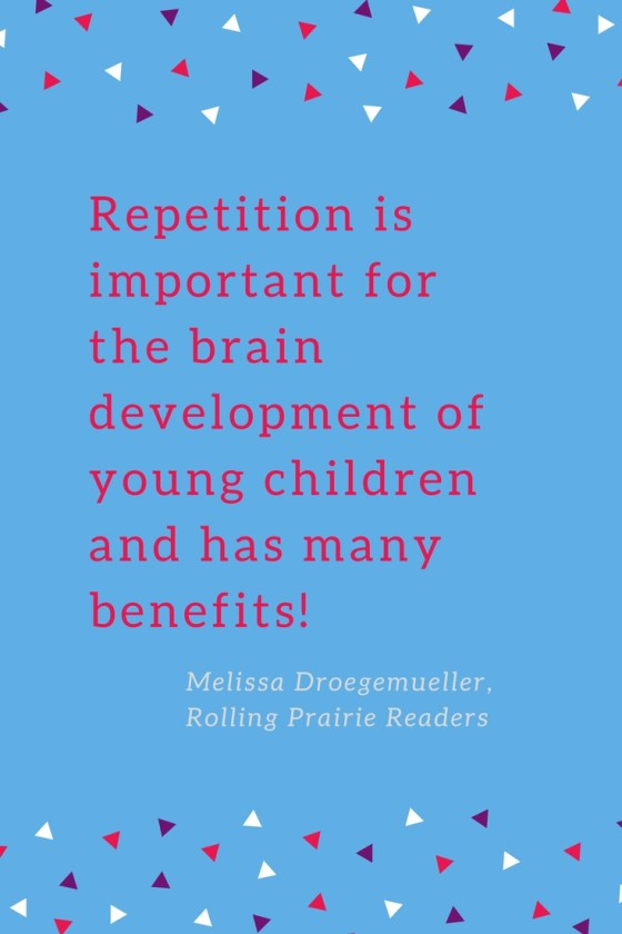 Why Does My Child Want to Read the Same Book Again and Again?   repetition, early literacy, child development, raising readers, read aloud