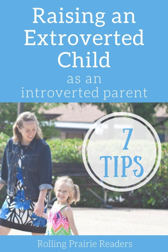 Raising an Extroverted Child as an Introverted Parent