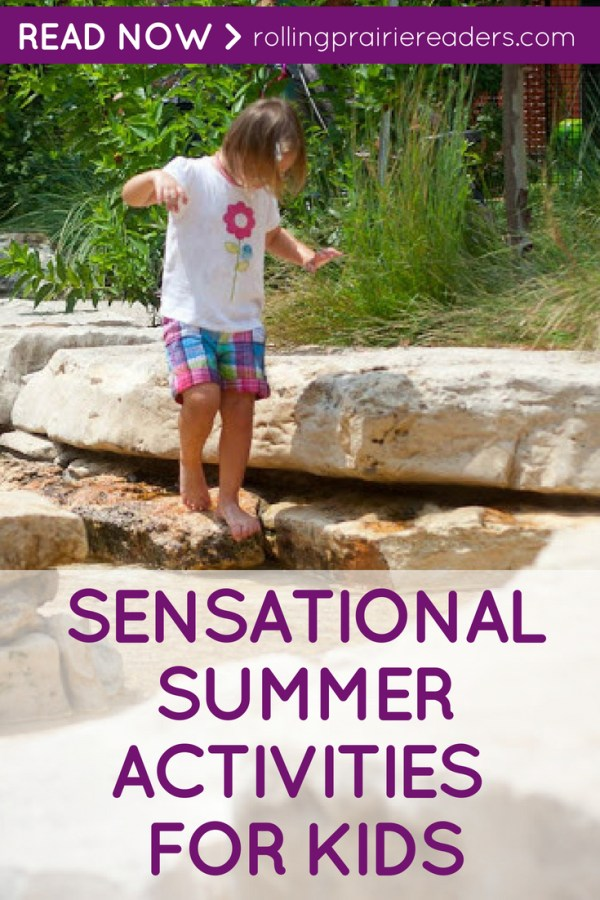 Have a sensational summer with your kids! Grab our free summer activity ideas: 20 boredom busters AND a flexible family schedule guide that will help you connect with your kids through play and make summer learning fun! #familyactivities #summer