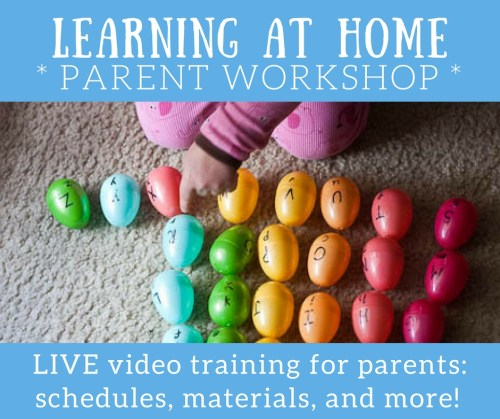 Join us ONLINE 8/8/17 for a fun, interactive Parent Workshop from Rolling Prairie Readers