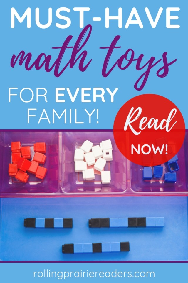 Must Have Math Toys for Every Family