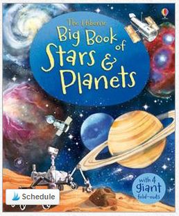 Big Book of Stars and Planets from Usborne Books & More