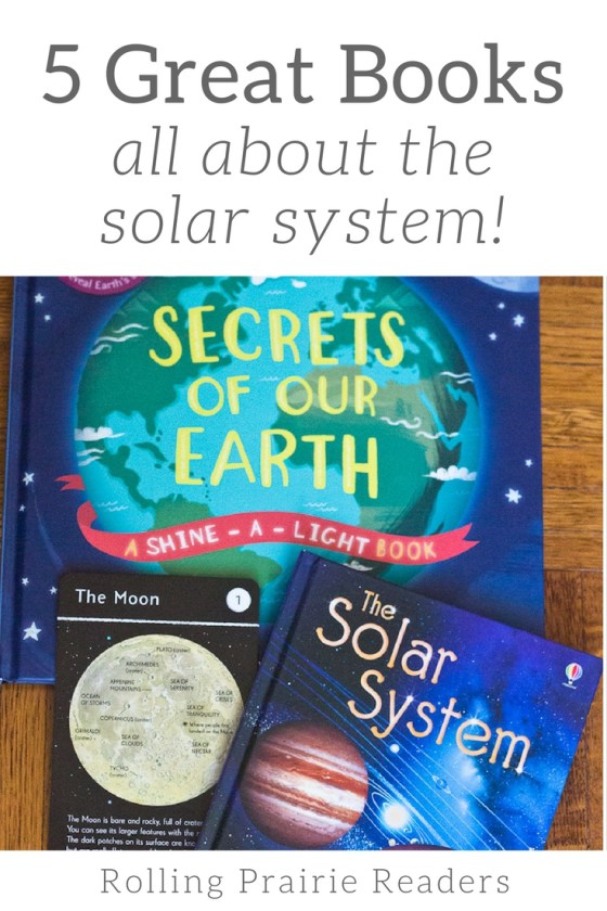 Solar System Book Recommendations   Solar Eclipse 2017