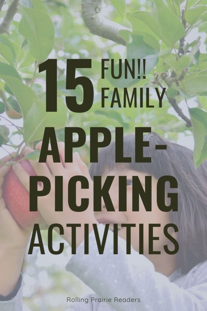 Fun Family Apple-Picking Activities