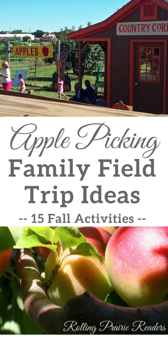 Apple-Picking | Fall Family Field Trip Ideas