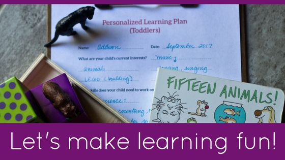Personalized Learning Plans from Rolling Prairie Readers | education, learning styles, learning strategies, differentiated instruction, learning at home