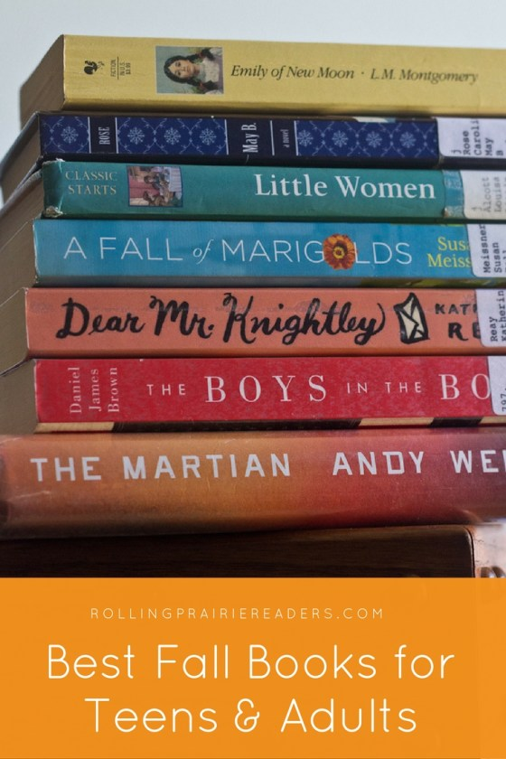 Best Fall Books | fall books for kids, fall books to read, fall read aloud, fall books for adults, read aloud activities, free printable