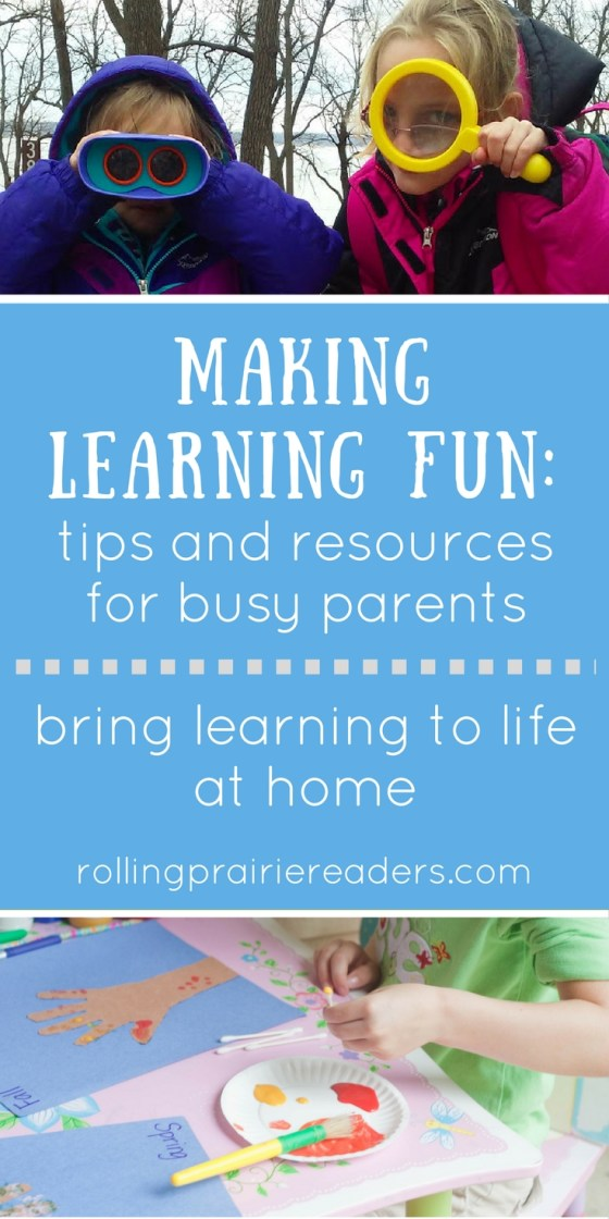 Making Learning Fun | parenting, families, hands-on learning activities for parents and kids, tips for parents, math, science, history, geography